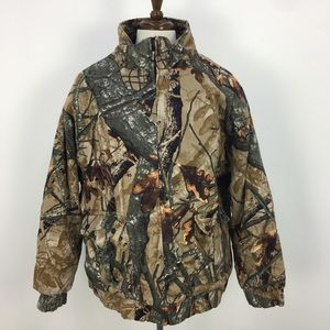 Outfitters Ridge Multicolor 3D Fusion Camo Jacket